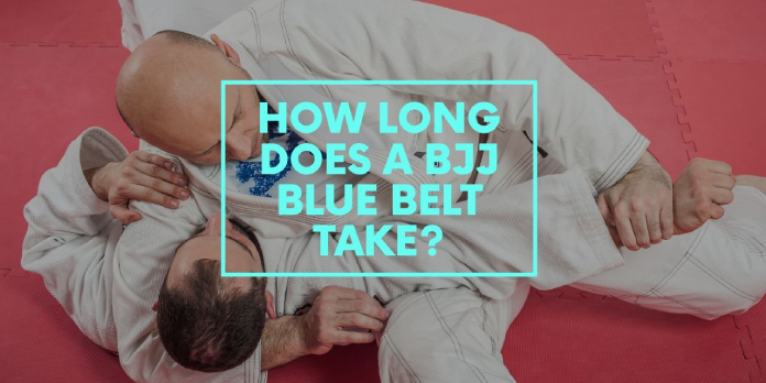 How Long Does a BJJ Blue Belt Take?