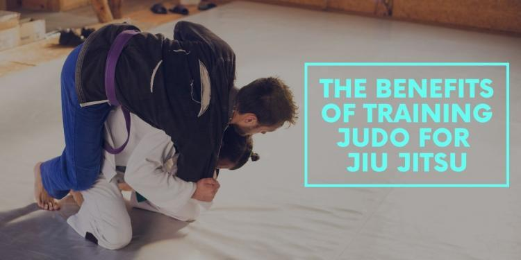 The Benefits of Training Judo for Jiu jitsu