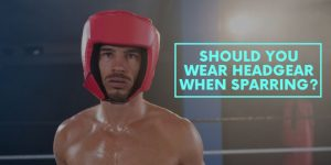 Should You Wear Headgear When Sparring?