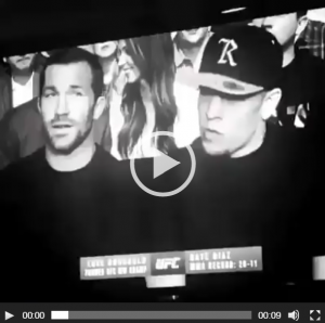 Luke Rockhold Tries to Be Gangster Like Nate Diaz at UFC 209, Fails Miserably (but Hilariously)