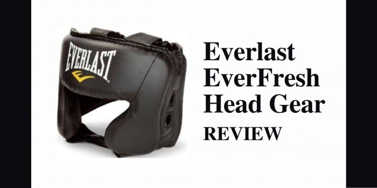 Everlast EverFresh Head Gear Review
