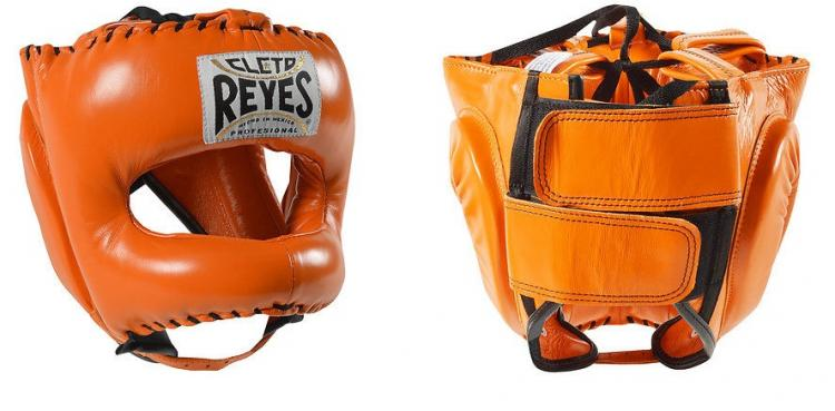 67a3ac109 The Cleto Reyes face saver is another pricey selection on this list. It is  a quality headgear with an authentic leather exterior and is handmade in  Mexico.