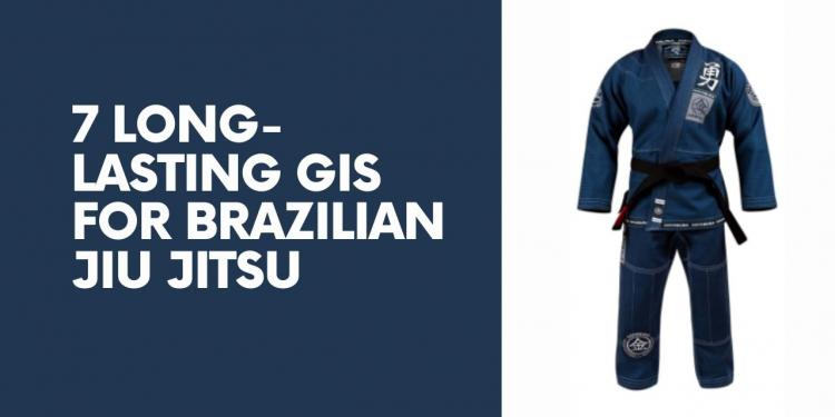 7 Long-Lasting Gis for Brazilian Jiu Jitsu