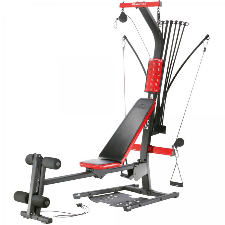 Bowflex Revolution Space Requirements: Comprehensive Bowflex PR1000 Home Gym Review