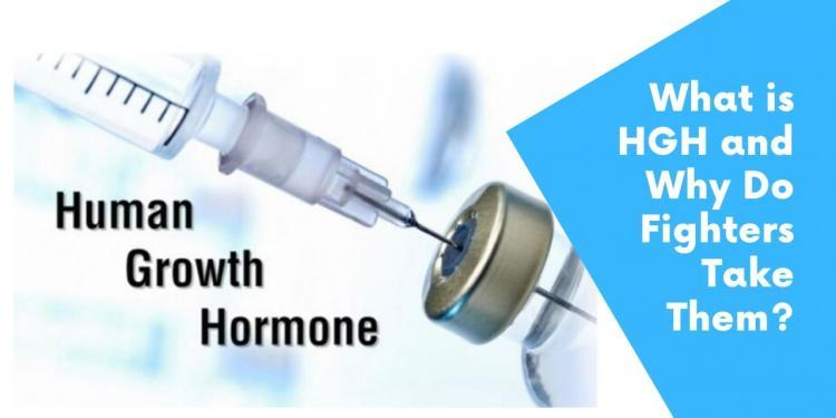 What is HGH and Why Do Fighters Take Them?
