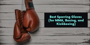 Best Sparring Gloves (for MMA, Boxing, and Kickboxing)