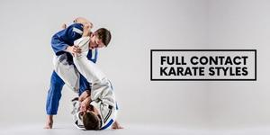 Full Contact Karate Styles