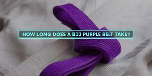 How Long Does A BJJ Purple Belt Take?