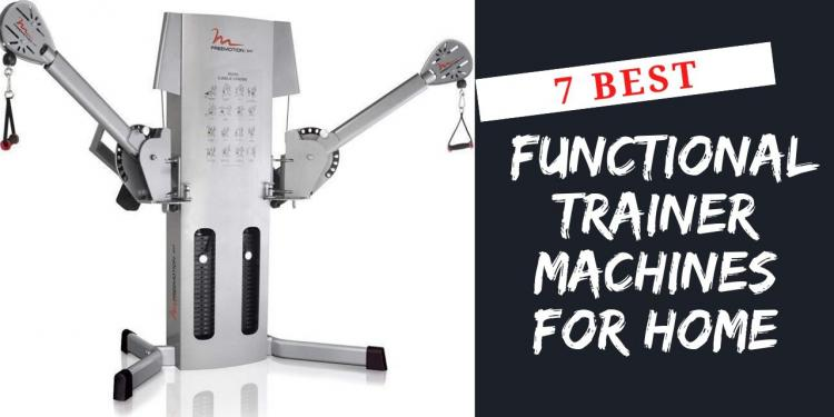 7 Best Functional Trainer Machines for Home (or Small) Gyms