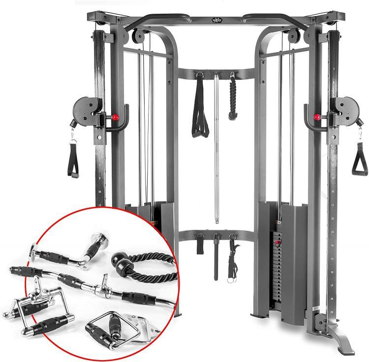 XMark Functional Trainer Cable Machine