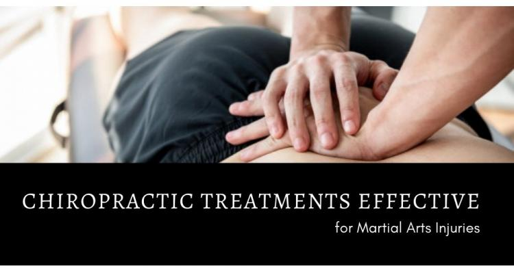Chiropractic Treatments Effective for Martial Arts Injuries