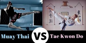 Muay Thai Versus Tae Kwon Do: A Comparison